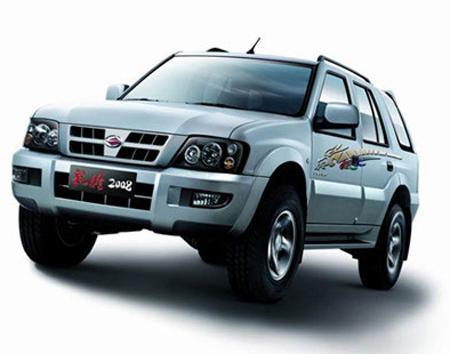 【汽车】陆风X6龙腾版两驱豪华型图片,点击查看真实图片